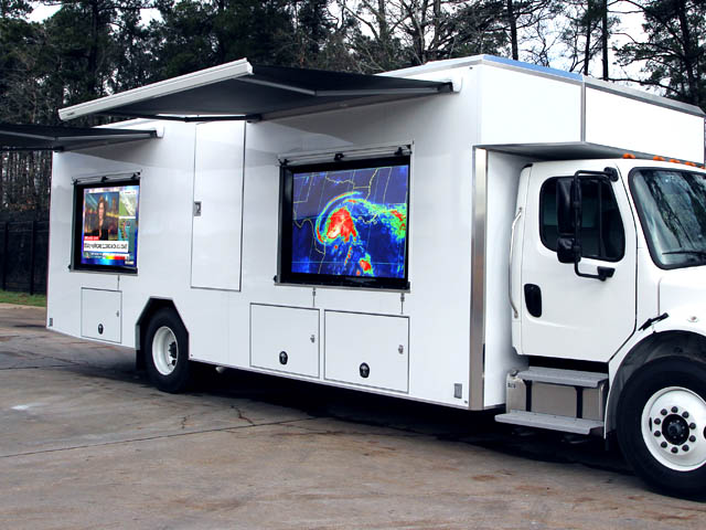 mobile communication centers